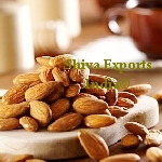 Natural Almond Oil Sweet purely extracted from Prunus amygdalus